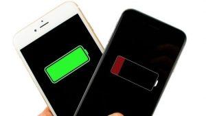 iphone pil ömrü