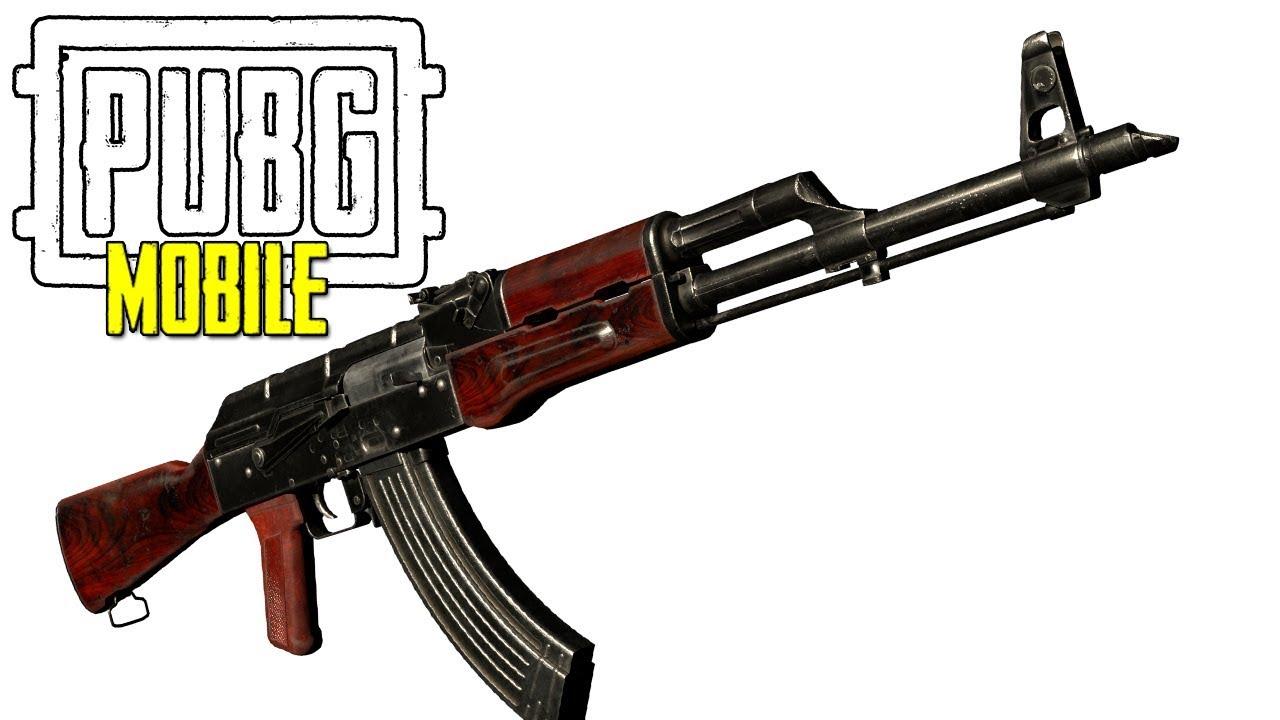 Pubg Mobiledaki En Iyi 7 Silah Daha Iyi Oynayacaksınız