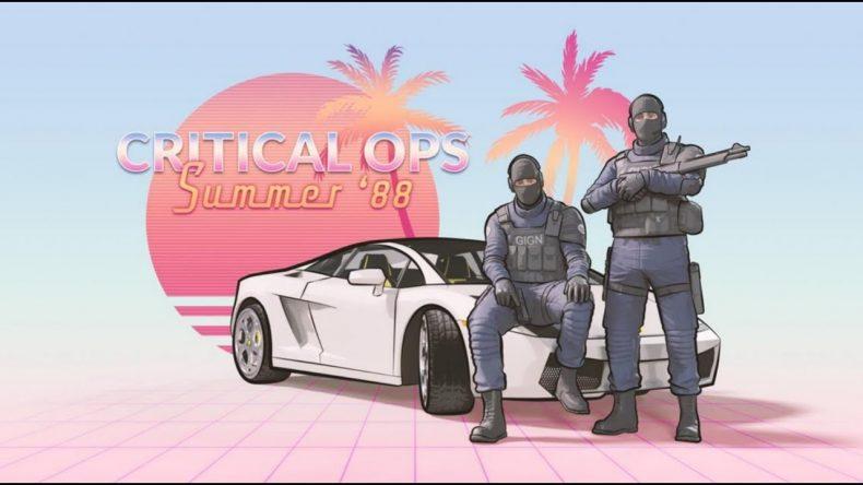 Critical Ops Summer '88