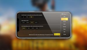 PUBG Mobile Grafik Ayarlarını Değiştirmek