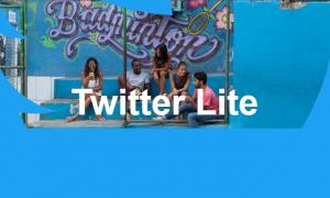 Twitter-lite nasıl kullanılır