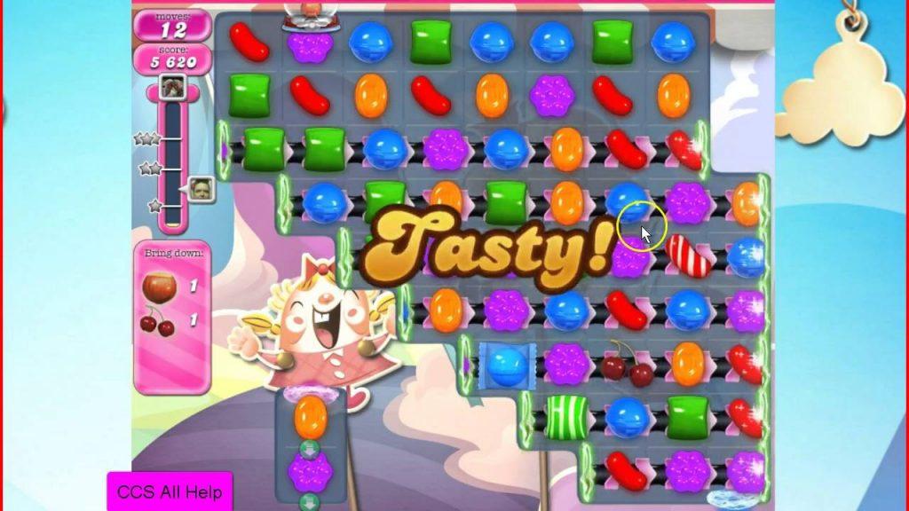 Klasik Mobil Oyun Tavsiyesi - Candy Crush Saga