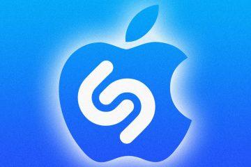 Apple Shazam'ı satın aldı.