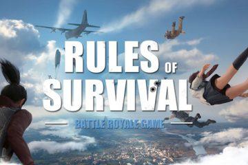 Rules of Survival güncelleme