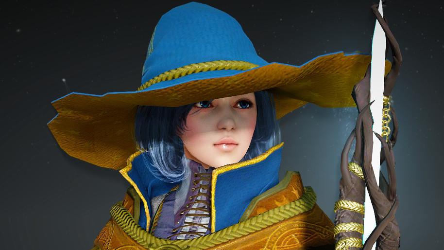 Black Desert Online Cadı