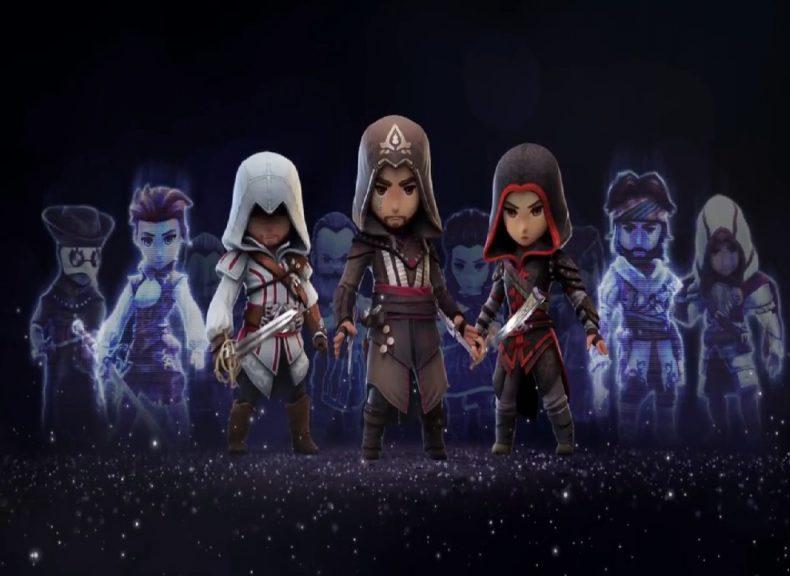 Assassin's Creed Rebellion severlerin kullanabileceği duvar kağıdı!