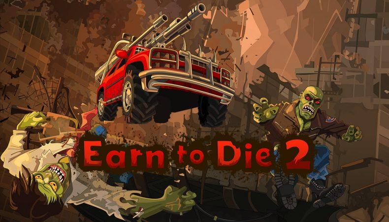 Earn to Die 2 Mobil Zombilerden Kaçış Oyunu