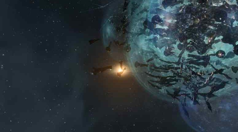 Eve Echoes uzay araçları