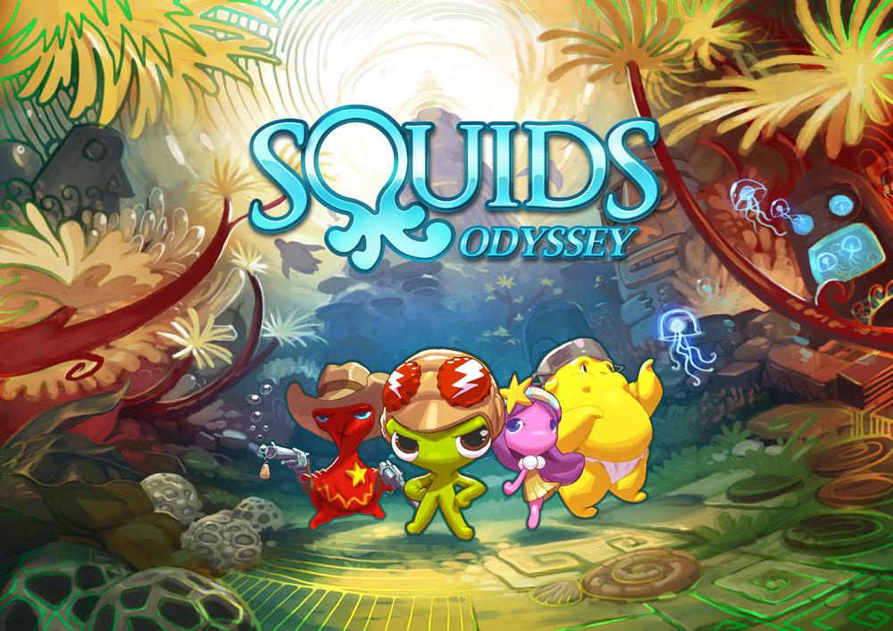 Squids Odyssey stratejileri