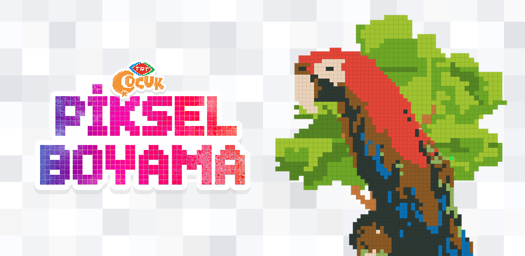 TRT Piksel Boyama
