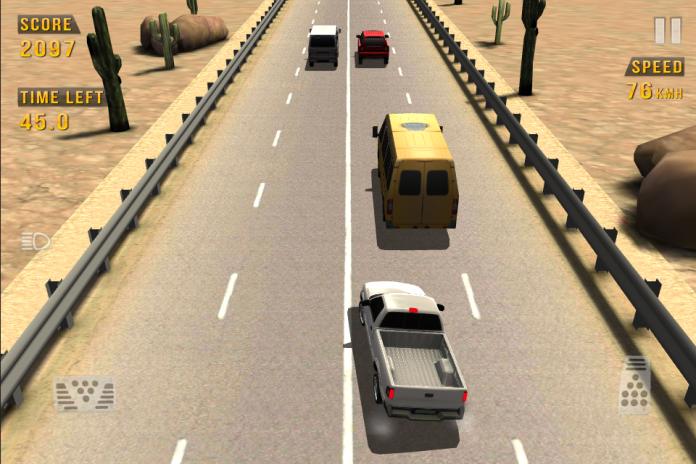 Traffic Racer Oyunu oyna