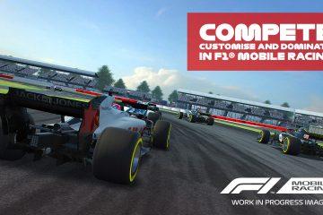 F1 Mobile Racing araçları