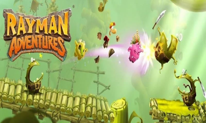 Rayman Adventures Oyunu ücretsiz Oyna