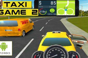Taksi 2 Mobil simülasyon Oyunu Oyna