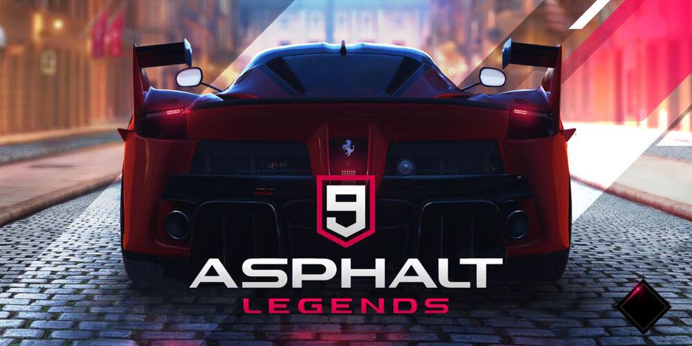 Asphalt 9: Legends İndir