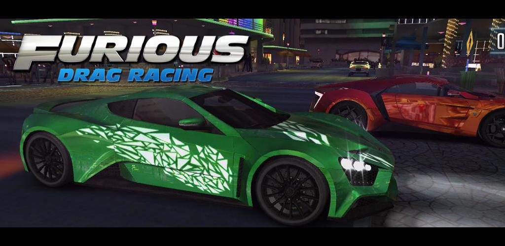 Furious 8 drag Racing Oyna