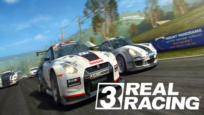 Real Racing 3 İndir