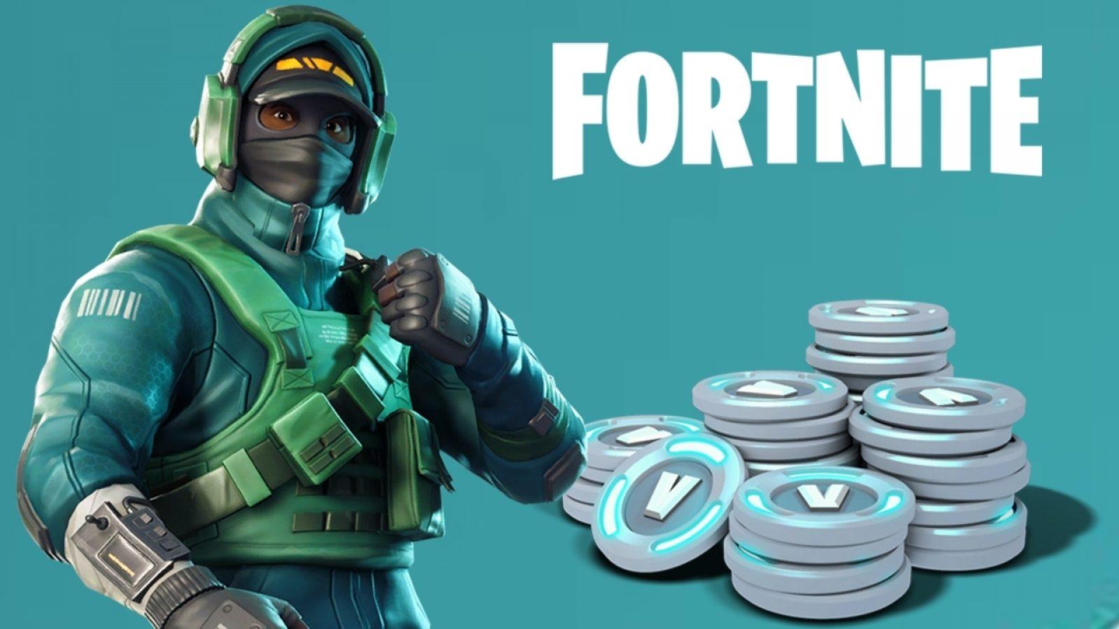 Fortnite NVIDIA GeForce Bundle