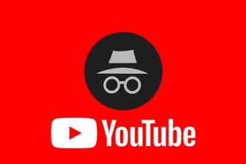 YouTube Gizli Mod