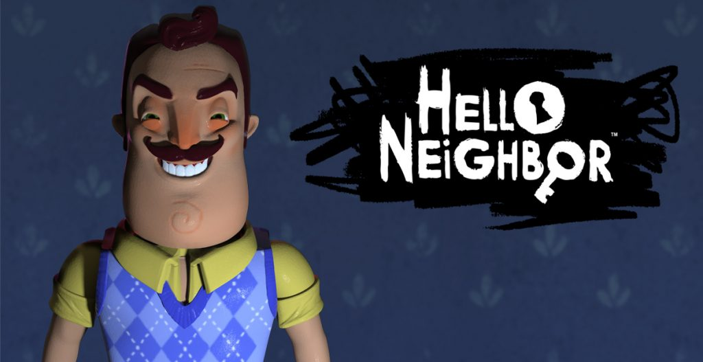 Hello Neighbor Oyna