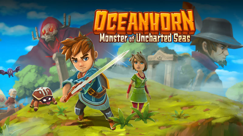 Oceanhorn Oyunu İndir