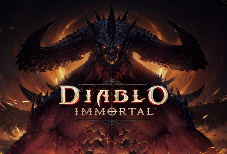 Merakla Beklenen Diablo Immortal Oyunu mobil mi