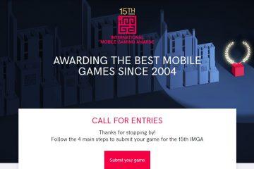 15. Ululararası Mobil Oyun Ödülleri