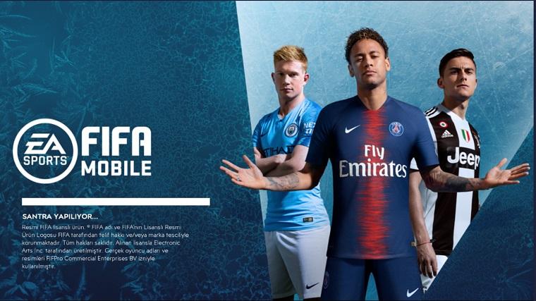 FIFA Mobile Kapak Fotoğrafı