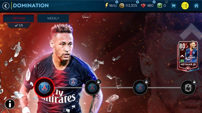 FIFA Mobile - Neymar