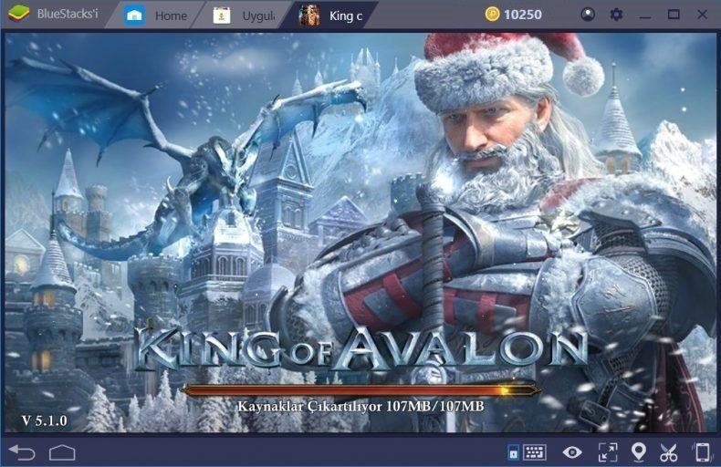 King of Avalon Başlangıç Rehberi