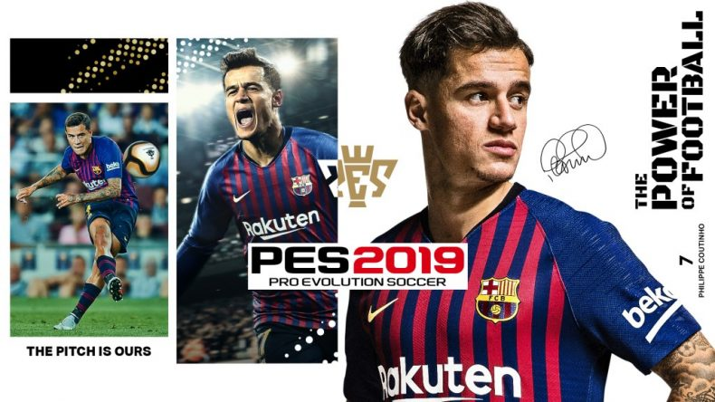 PES 2019 Android'de!
