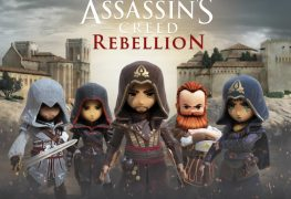 Assasin's Creed Rebellion