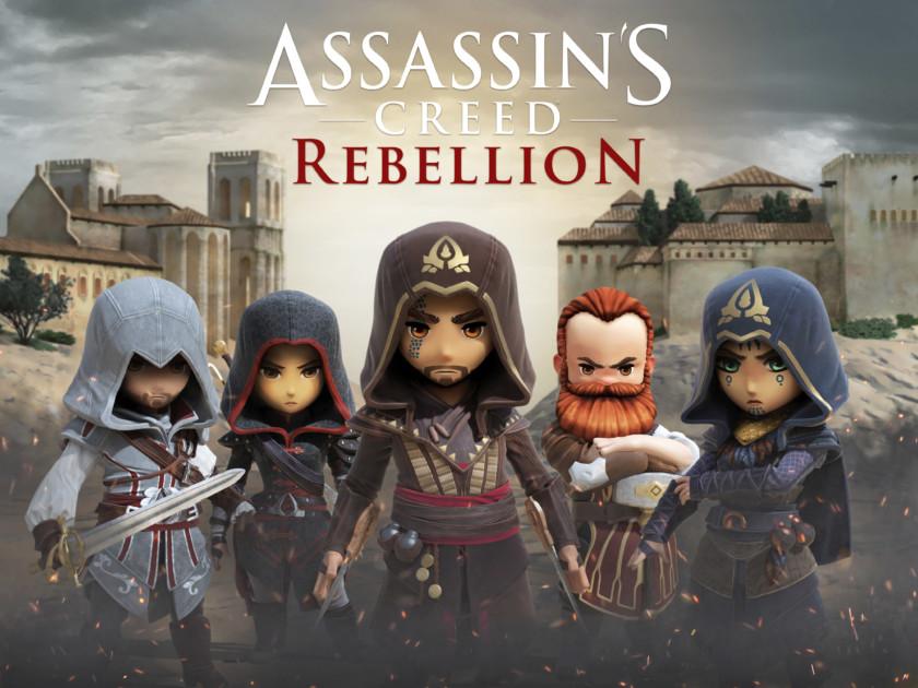 Assasin's Creed Rebellion