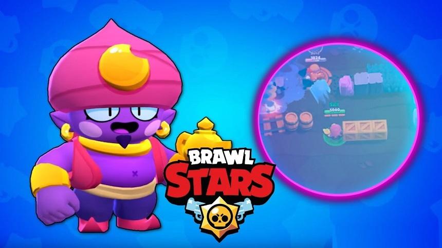 Brawl Stars Gene Karakteri