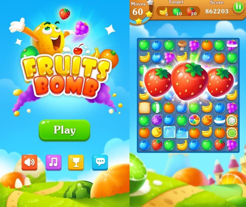 Fruit Bomb 2019