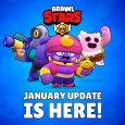 Brawl Stars Ocak Güncellemesi