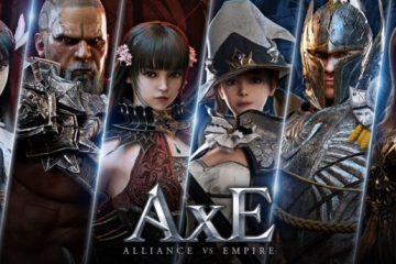Axe Alliance vs Empire