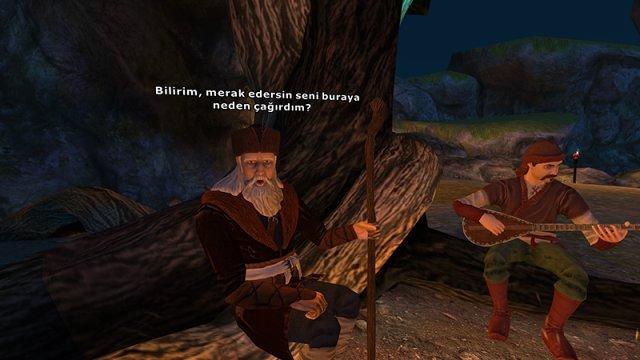 Dede Korkut Chronicles VR Yayınlandı