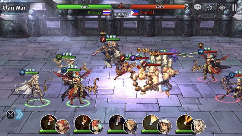 Final Blade ücretsiz mobil rpg oyunu