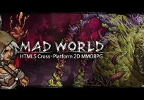Mad world mobil mmorpg oyunu
