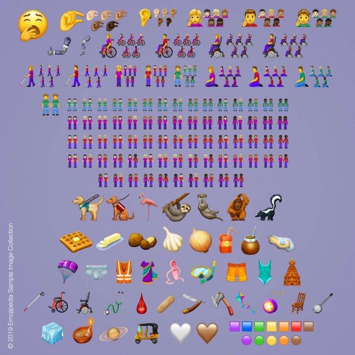 Yeni Emojiler