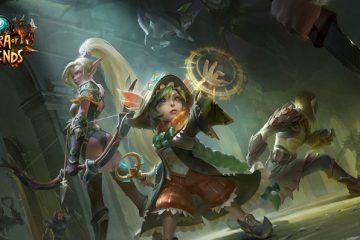 Era of Legends ücretsiz mobil mmorpg