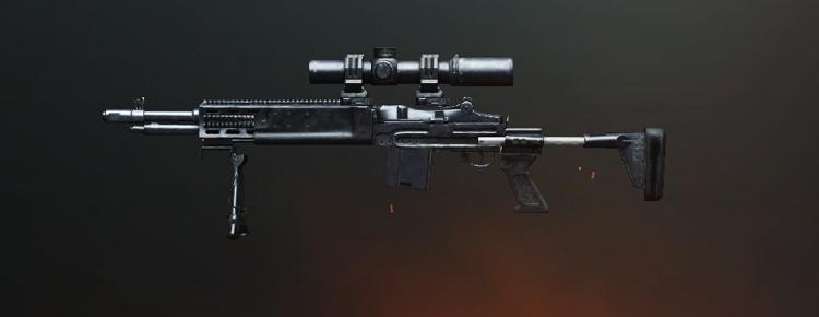 PUBG Mobile 8x Dürbün MK14 Silahı