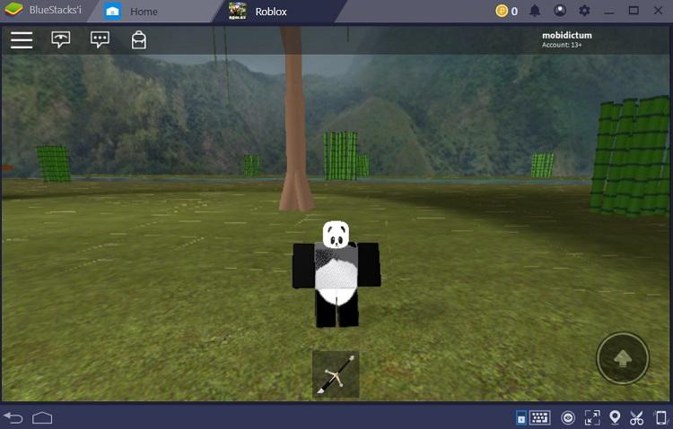 Roblox Panda Simulator