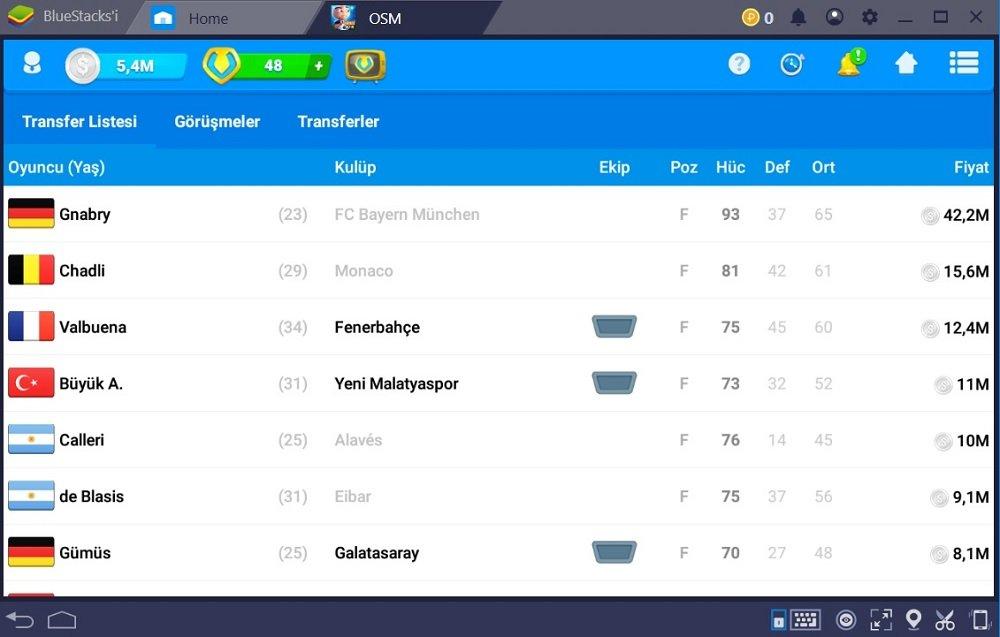 Online Soccer Manager İnceleme