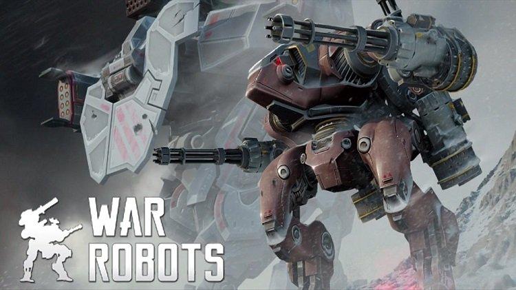 Mobil Savaş Oyunu War Robots İncelemesi