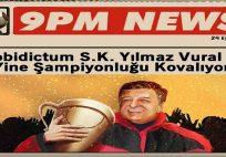 Yılmaz Vural menajerlik oyunu 9PM Football Managers