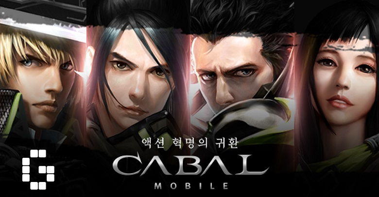 Cabal mobil mmorpg oyunu