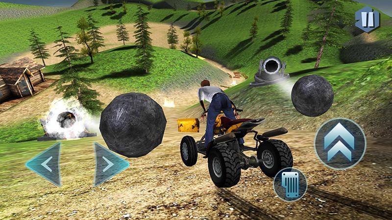 Crash Wheels 3D