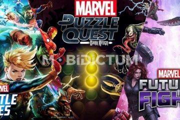 Marvel Mobil Oyunları